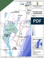 Peta Kawasan Rawan Bencana Banjir IKN
