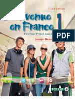 Bienvenue en France 1 - 2011 Version - Sample Chapter