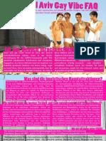 Pinkwashing Apartheid - German version