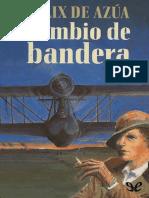 Azua Felix de - Cambio de Bandera
