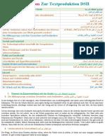 Alle Themen Zur Textproduktion DSH