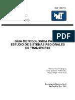 GUIA METODOLOGICA PARA EL EST SIST TRANSP
