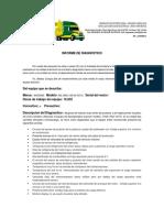 INFORME DE MONTACARGA TUCACA 2