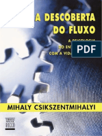 A Descoberta Do Fluxo - Mihaly Csikszentmihalyi