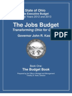Ohio 2012-13 Budget Book One