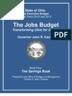 Ohio 2012-13 Budget Book Four