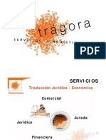 Tragora Traducciones - Completo
