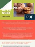 Presentación Del Mercado de La Nuez