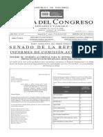 Proyecto de Ley Reforma a la Salud