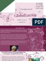 La Globalización T. Comercial (1)
