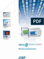 BD_Brochure Millenium3 - ES