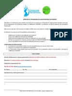 Copia de Ficha de Inscripcion Al Programa de Gastronomia Sostenible