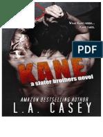 #TM# Kane (Slater Irmãos#3