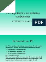 Conceptos Basicos del Computador