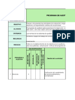 1 Formatos Auditoria Ladrillos Made in Spain