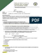 PRUEBA DE DIAGNOSTICO.9N0.2021-2022