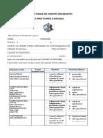 ALLEGATO 2_Modello_Relazione finale_PEER TO PEER A DISTANZA