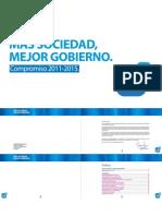 Programa Marco PP Campaña 2011