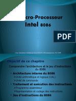 Cours 4- Le processeur 8086