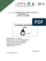 FORMATO PARA MANUAL DE PRACTICAS ING. CIVIL