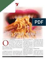 Tap-your-Noodles
