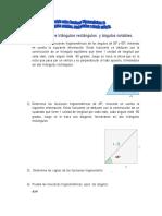 tarea  II de trigonométricas