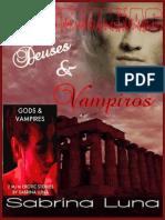 [Deuses e Vampiros] 02 - Ambrosia Escarlate [RevHM]