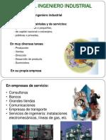 Rol del Ing. Industrial y Caracterizacion de la Industria1