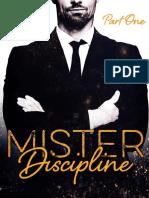 1- Mister Discipline - Kelly Favor