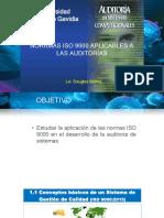 2. NORAMAS ISO 9000 APLICABLES A LAS AUDITORÍAS