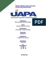 402409973 Tarea 1 de Etica Profesional Del Psicologo Miguelina Sanchez Docx