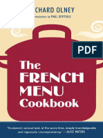 Recipes from The French Menu Cookbook by Richard Olney