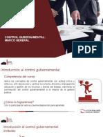 1 Marco Conceptual Del Control Gubernamental