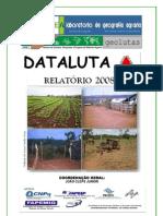 DATALUTA – Banco de Dados da Luta pela Terra_ Relatório 2008 – Minas Gerais