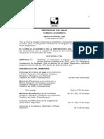RCA 088 Modifica Calendario RCA 073 de 2021-Sedes regionales
