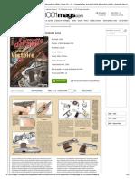 Gazette des Armes n°404 décembre 2008 - Page 32 - 33 - Gazette des Armes n°404 décembre 2008 - Gazette des Armes - armes et défense - autres - Loisirs - 1001mags - Magazines en PDF à 1 € et GRATUITS !