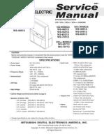 Mitsubishi-WS-65813-Service-Manual-V23-10-1-07