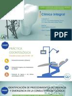 Protocolos de atención odontológica COVID-19