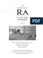 The Ra Contact Volume 2 French