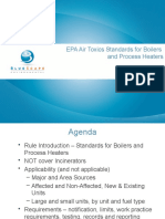 EPA Air Toxics Standards for Boilers and Process Heaters 03-15-11