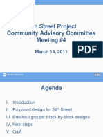 DOT plan for 34th Street