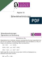 Umweltchemie_SS21_06_Schwefelverbindungen_Oxide_des_Stickstoffs