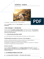Commentairecompose.fr-une Charogne Baudelaire Analyse