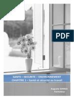 A1 HSE-Résumés Des Cours Chapitre1
