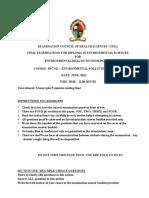 EPC 312 JUNE 2017 Final Exam