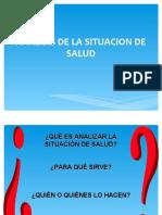 ANALISIS DE LA SITUACION DE SALUD1