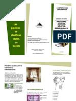 actividad 4, folleto