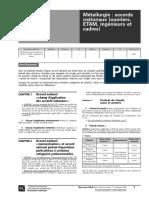 Métallurgie-accords nationaux (ouvriers-ETAM- ingénieurs et cadres)