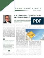 Carmignac's note - 2015-07