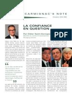 Carmignac's note - 2015-10